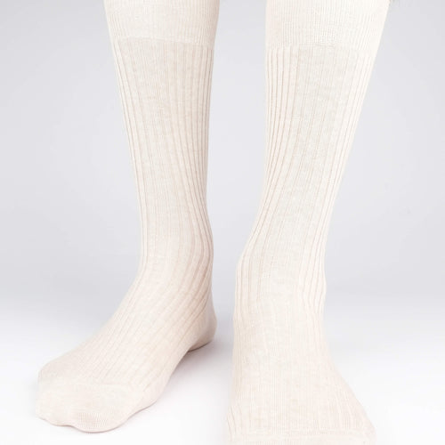 Thousand Ribs Men's Socks  - Alt view