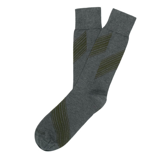 Shanghai Stripes Men's Socks