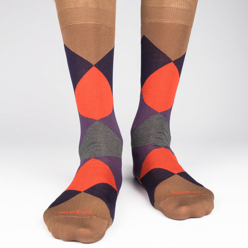 Harlequin Men's Socks  - Alt view