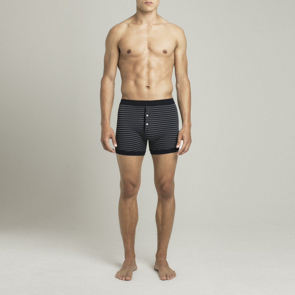 Mens Underwear - Men's Grand Trunks - Dark Blue⎪Etiquette Clothiers