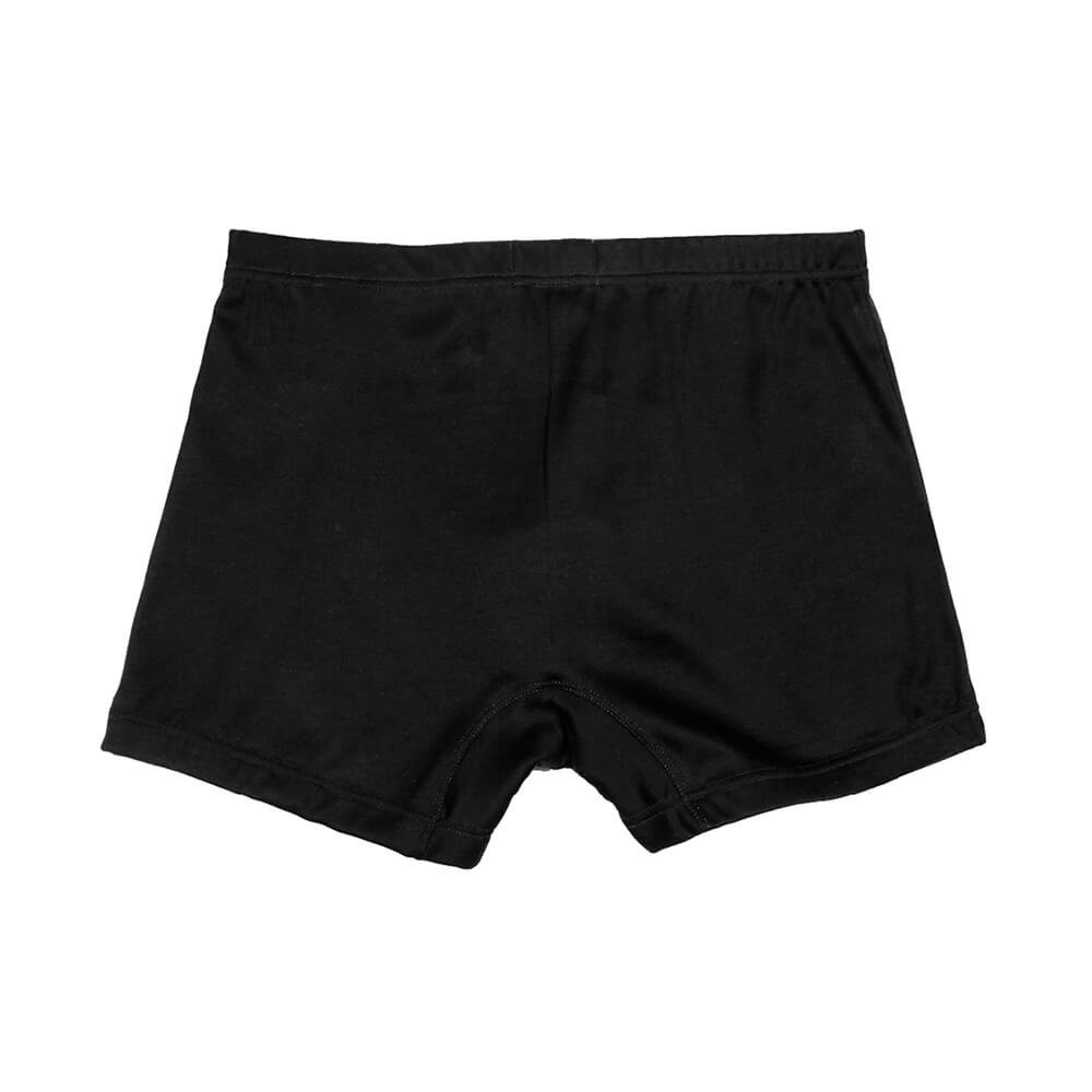 Mens Underwear - The Fifth Men's Trunks 3 Pack - Black⎪Etiquette Clothiers