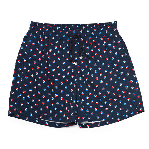 Men's Corsaro Swim Slim Fit Trunk Balls