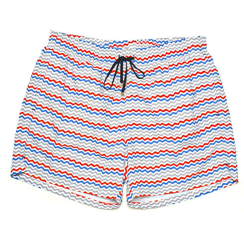 Men's Corsaro Swim Slim Fit Trunk Wave