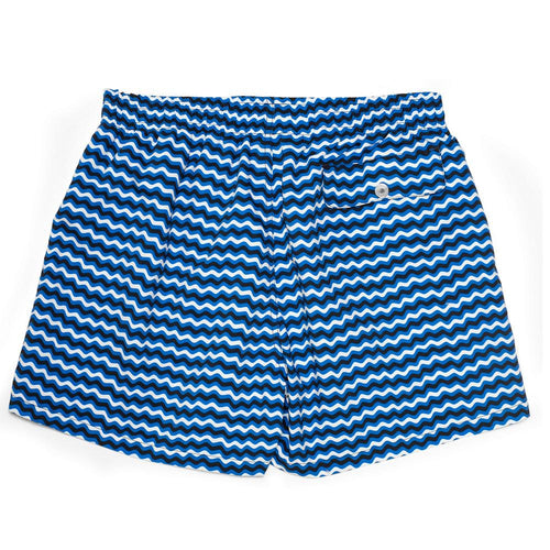Men's Corsaro Swim Trunk Wave  - Alt view