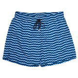 Corsaro Swim Trunk Wave - Dark Blue - Thumb Image 1