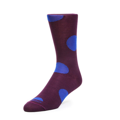 Big Dot Men's Socks  - Alt view