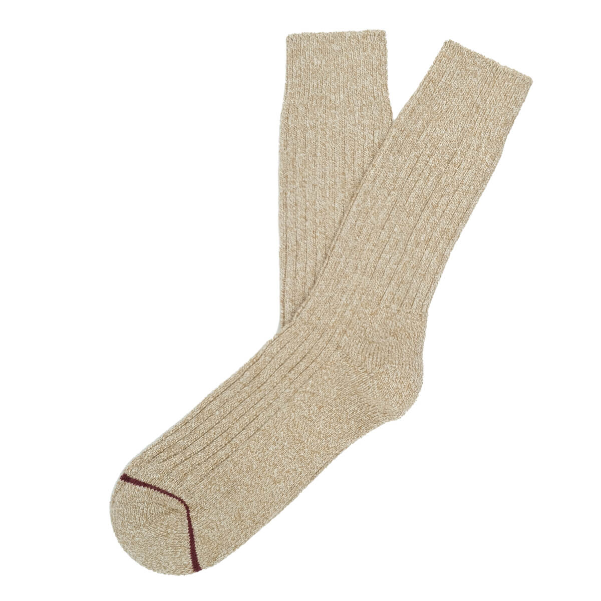 Get The Boot Socks - Brown - Image 1
