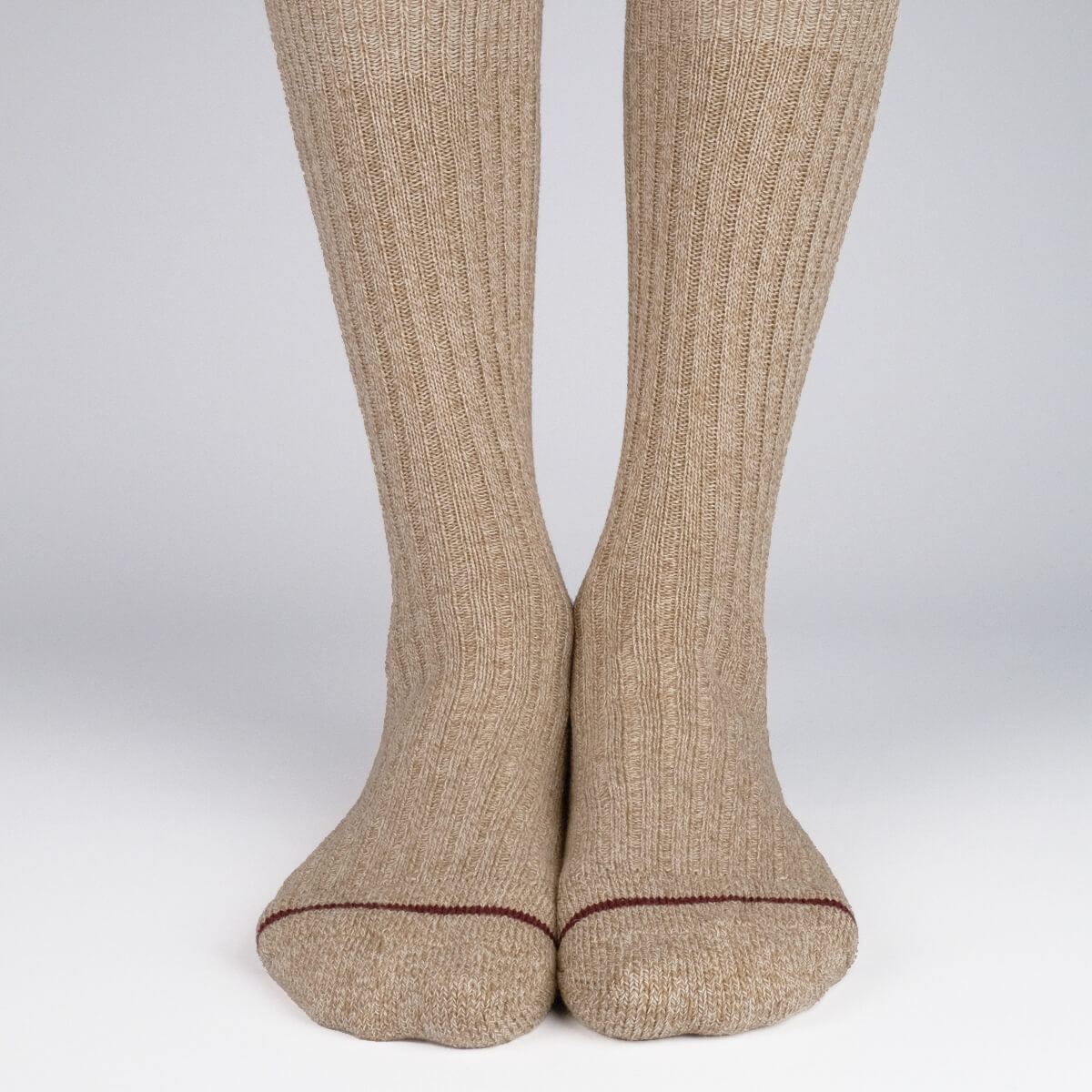 Get The Boot Socks - Brown - Image 2