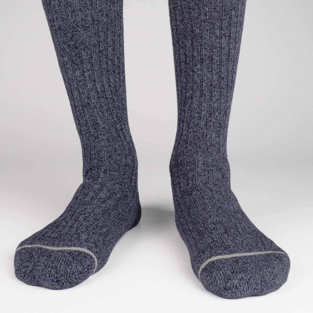 Mens Socks - Get The Boot Men's Socks - Blue⎪Etiquette Clothiers