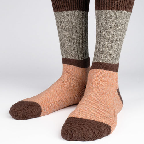 Get The Boot Duo Socks  - Alt view