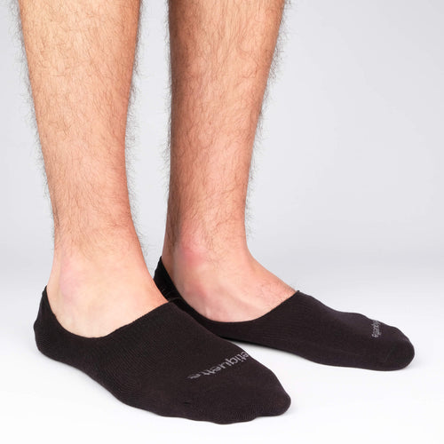 Men's No Show Socks 3 Pack  - Alt view