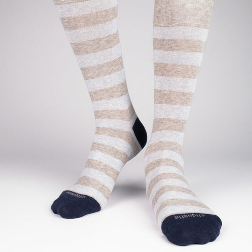 Rugby Stripes Men's Socks  - Alt view