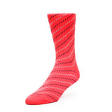 Mens Socks - Step It Up Men's Socks - Pink⎪Etiquette Clothiers