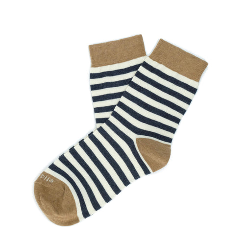 Women's Abbey Stripes Socks