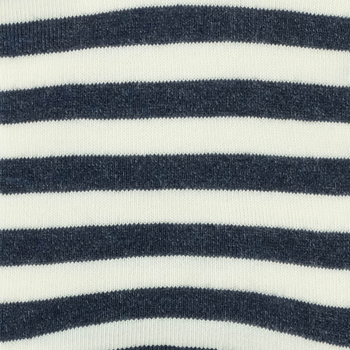 Womens Socks - Women's Abbey Stripes Socks - Navy⎪Etiquette Clothiers