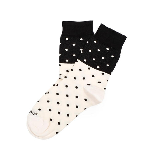 Mini Polka Women's Socks