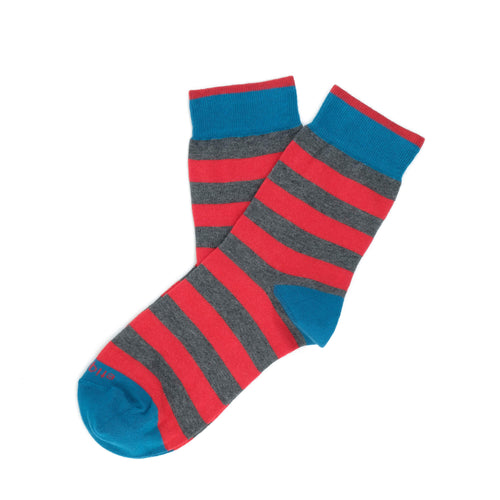 Women's Rugby Stripes Socks