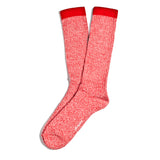 Womens Socks - Women's Boot Socks - Red⎪Etiquette Clothiers