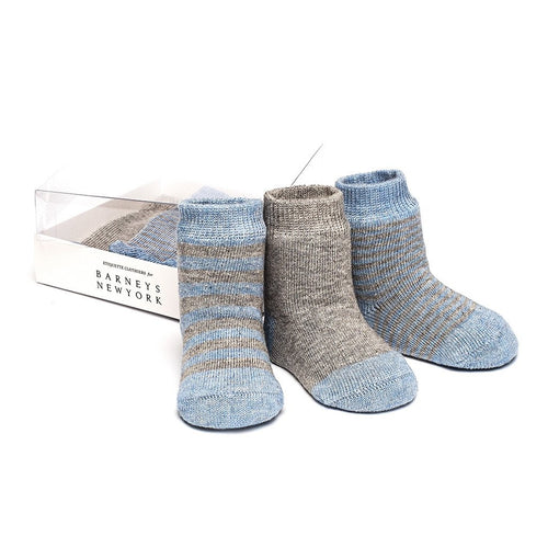 Etiquette x Barneys Baby Boy Socks Gift Box