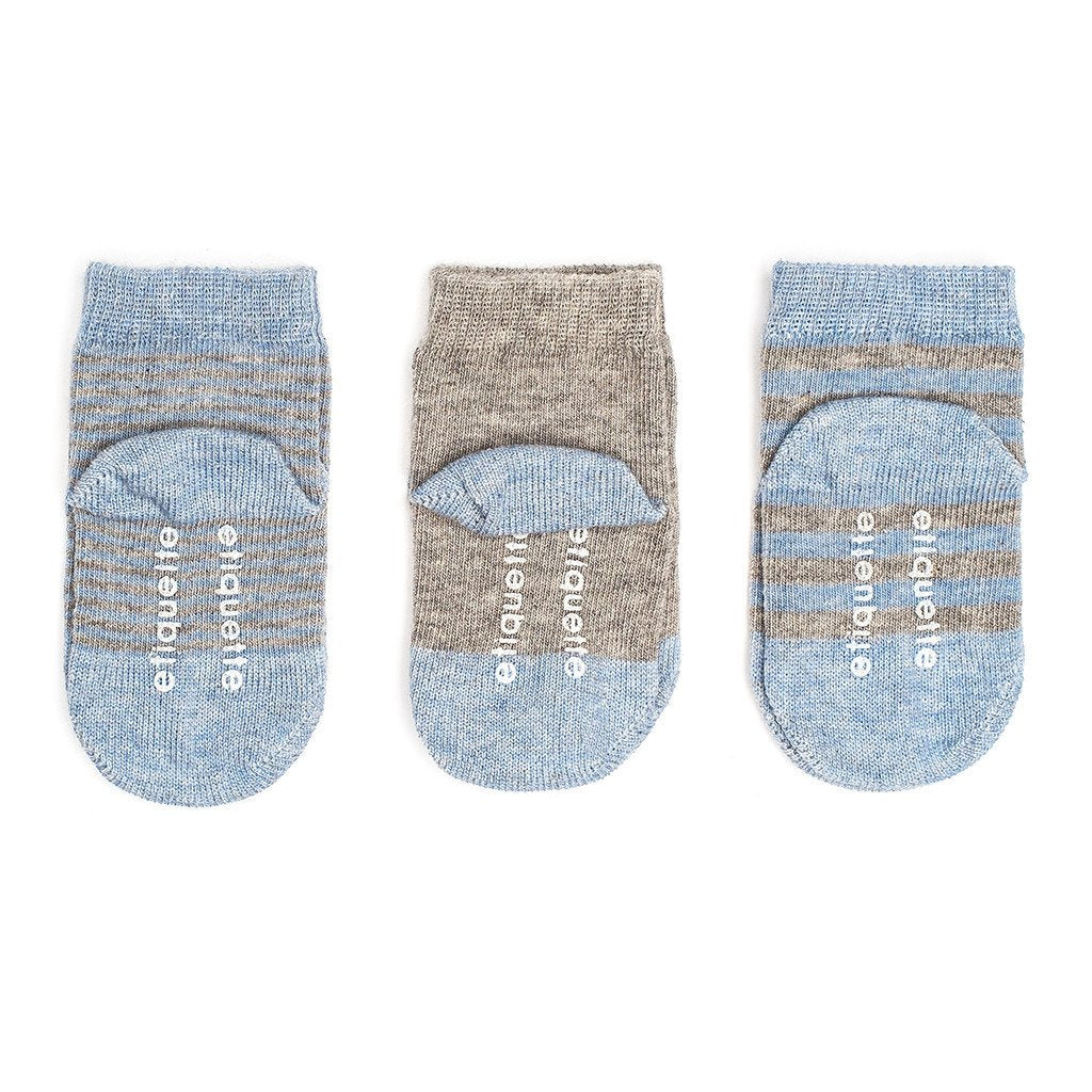 Etiquette x Barneys Boy - Heather Blue and Grey - Image 4