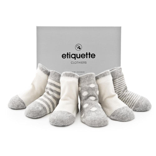Cashmere Baby Socks Bundle