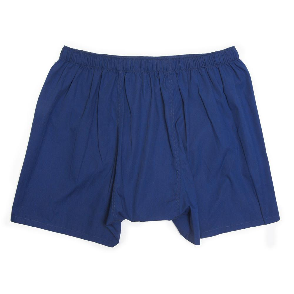Luxury Boxer Shorts - Indigo Blue - Image 5