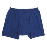 Mens Underwear - Men's Boxer Shorts - Indigo Blue⎪Etiquette Clothiers