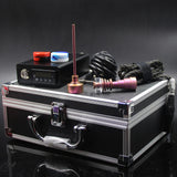 Portable Electric Dabber Nail Quartz Banger ENail With Temperature Controller Box And Case