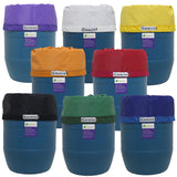 5 Gallon Bubble Hash Bags 8 Bag Set with Free Carrying Bag and Pressing Screen