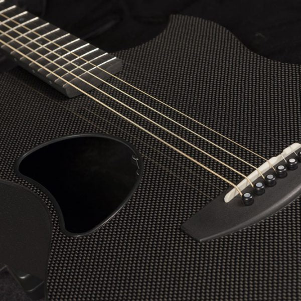 McPherson Carbon Fiber Series Guitars:  The Sable and The Touring Model