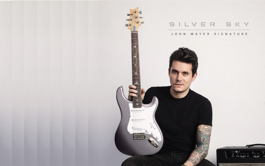 PRS John Mayer Guitar - The Silver Sky!
