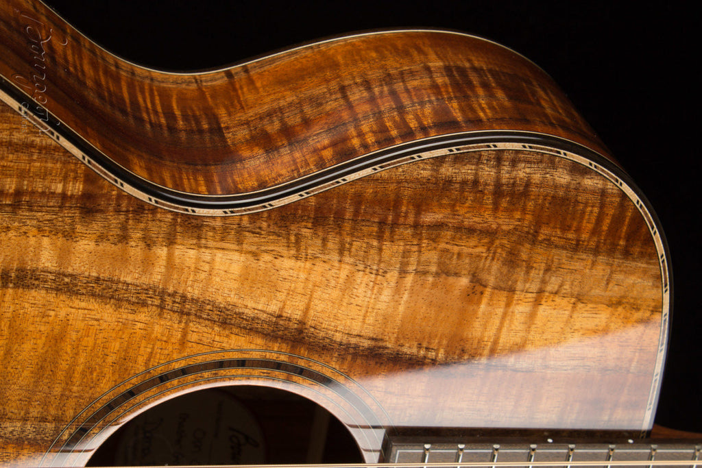 Tonal Characteristics of Guitar Woods
