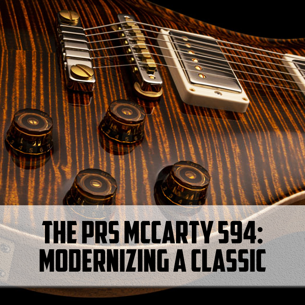 The PRS McCarty 594