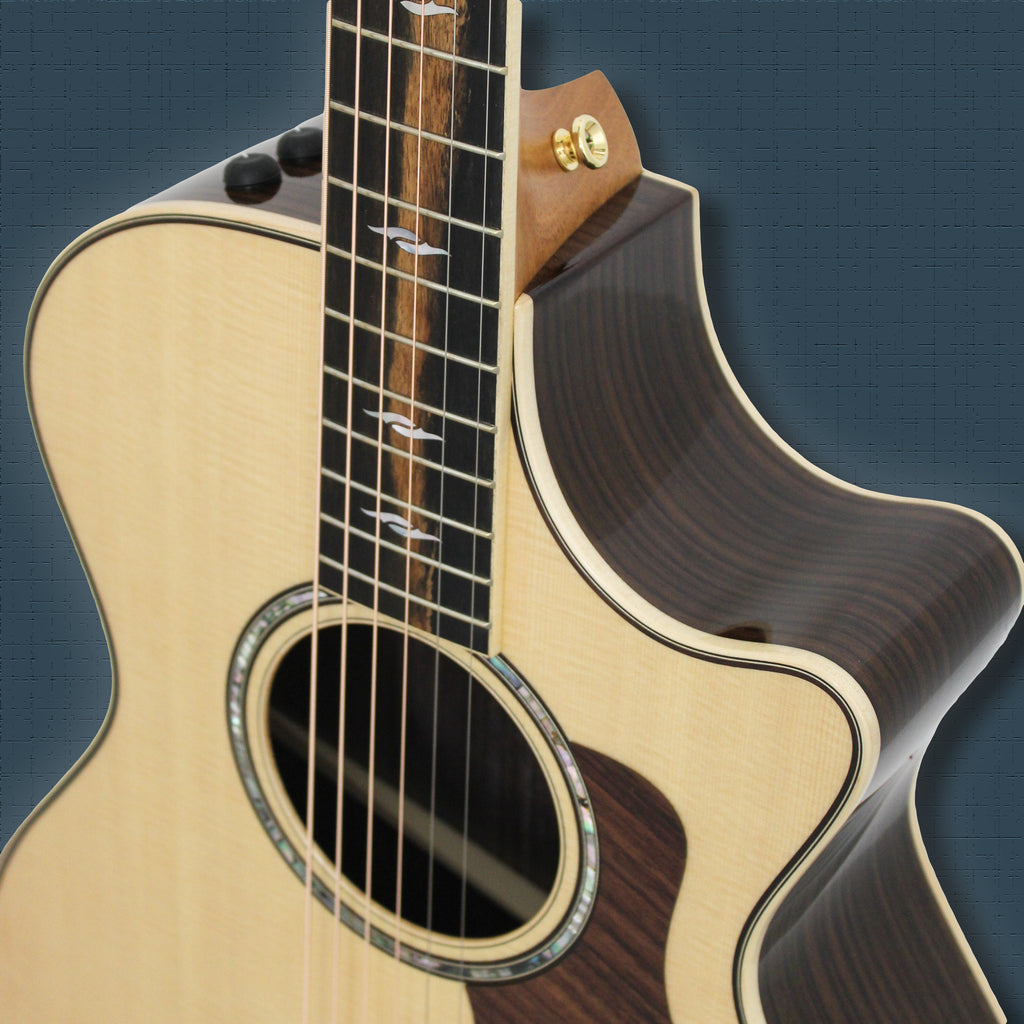 The 2019 Taylor 812ce 12-Fret with V-Class Bracing - IN STOCK!
