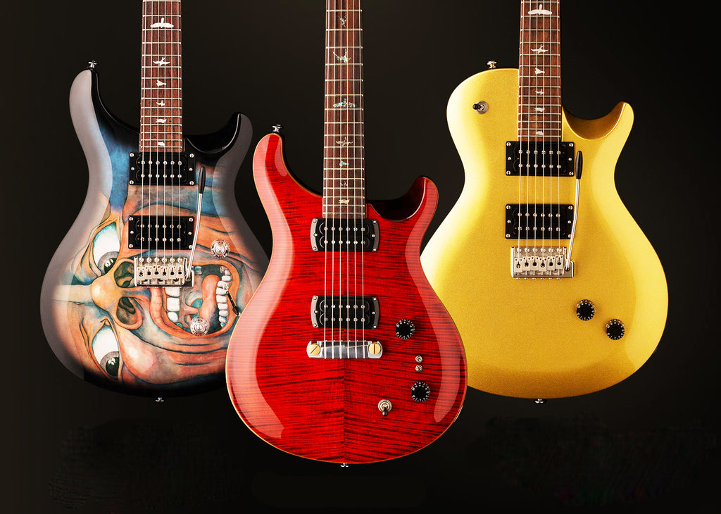 From NAMM 2019:  PRS Announces 3 New SE Guitars!