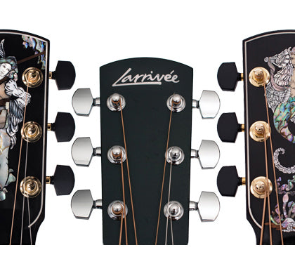 Larrivée Guitars:  New Models In Stock!