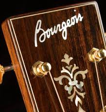 Bourgeois 40th Anniversary Guitars will arrive early!!!