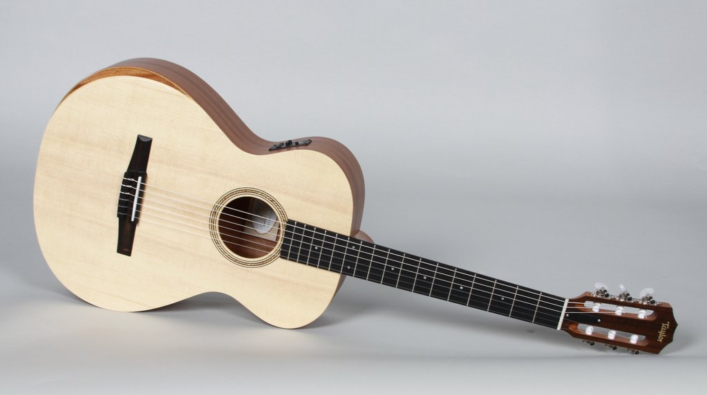 Taylor Tuesday - Taylor Academy 12N Nylon String