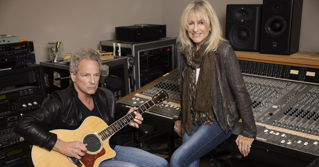 Taylor Tuesday - Lindsey Buckingham (Taylor Artist)