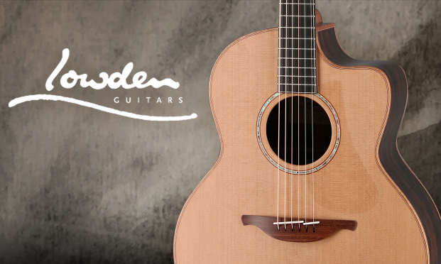Lowden Guitars Are Here!