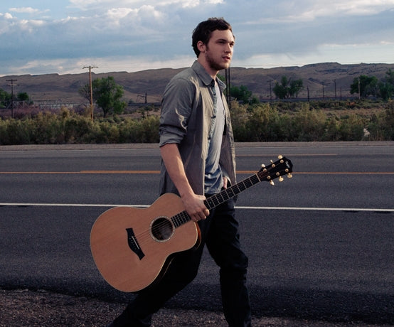 Taylor Guitar - Taylor Tuesday - Phillip Phillips