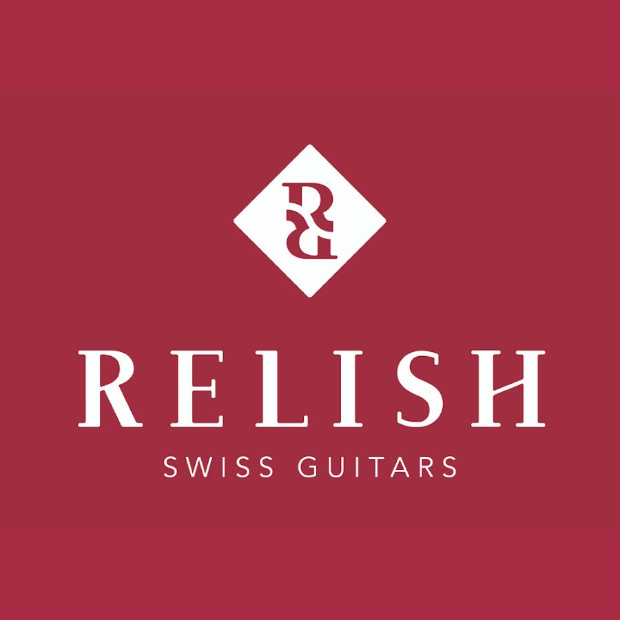 Relish Guitar are Here at Heartbreaker Guitars!