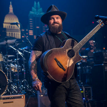 Taylor Tuesday: Zac Brown - His Taylor and his Heart