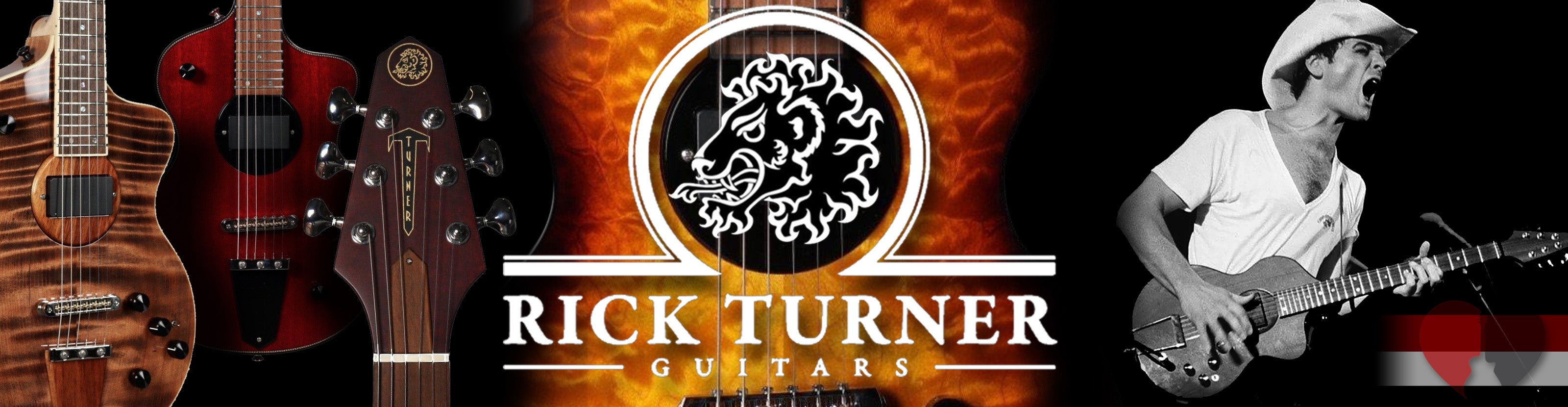 Rick Turner Guitars
