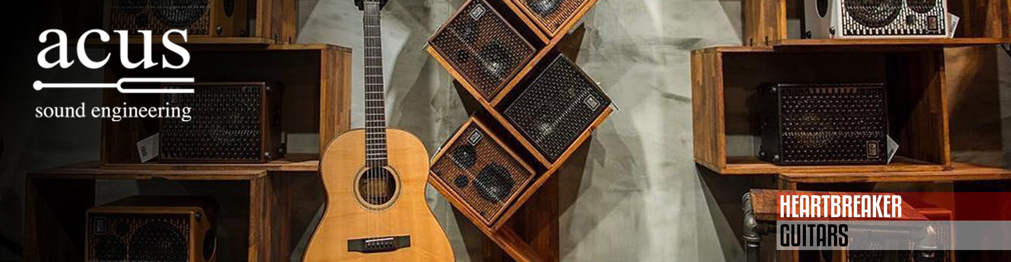 Acus Acoustic Amplifiers