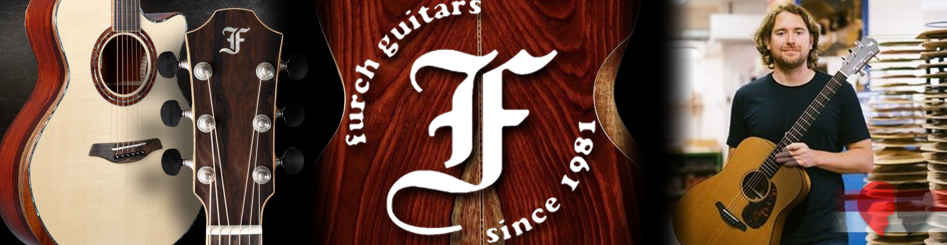 Stonebridge and Furch Guitars