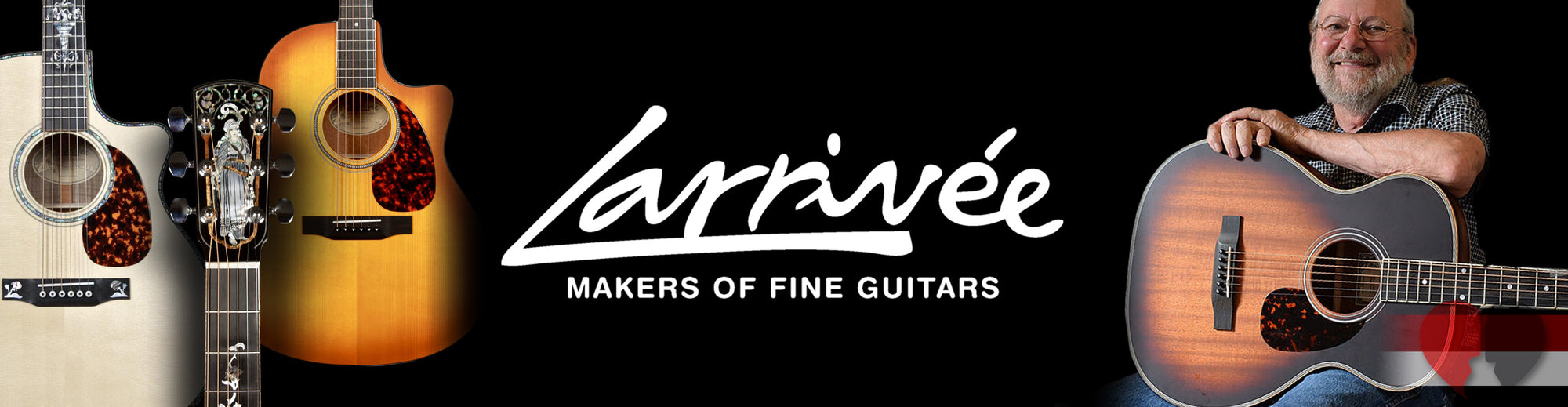 Larrivee Guitars