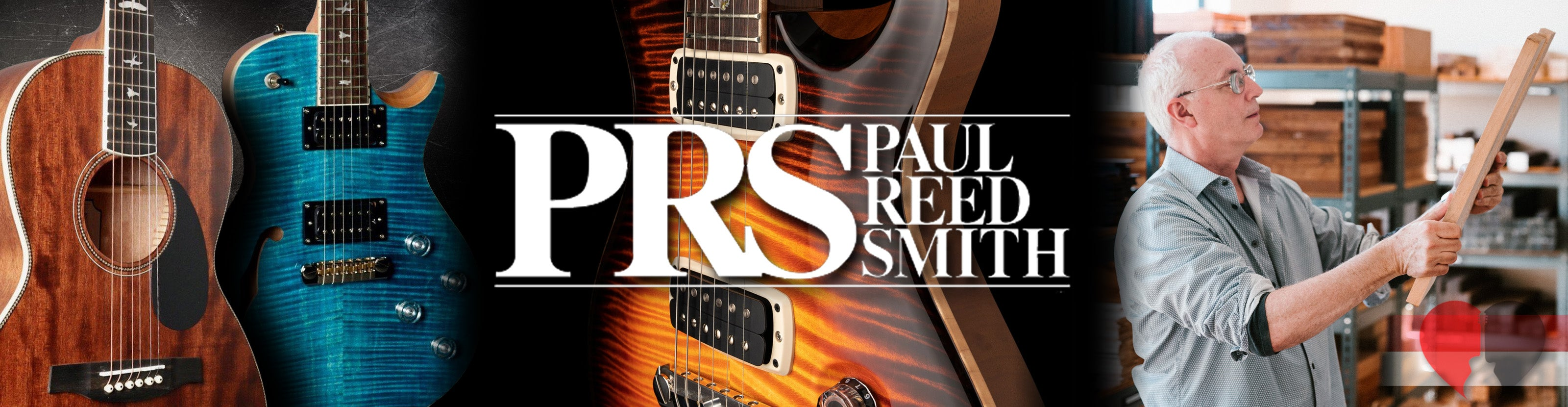 Paul Reed Smith Guitars