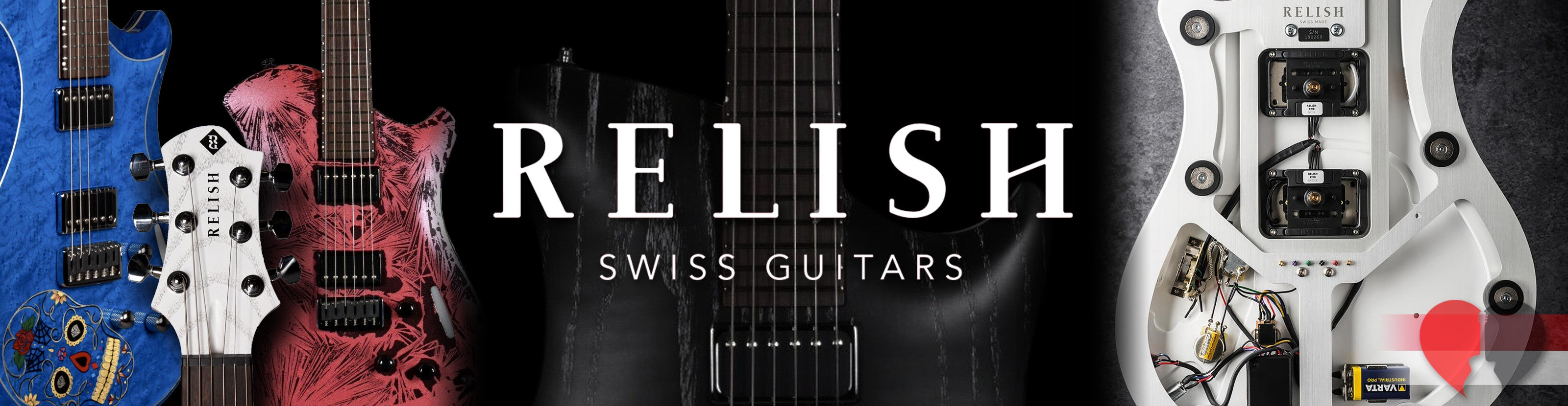 Relish Guitars