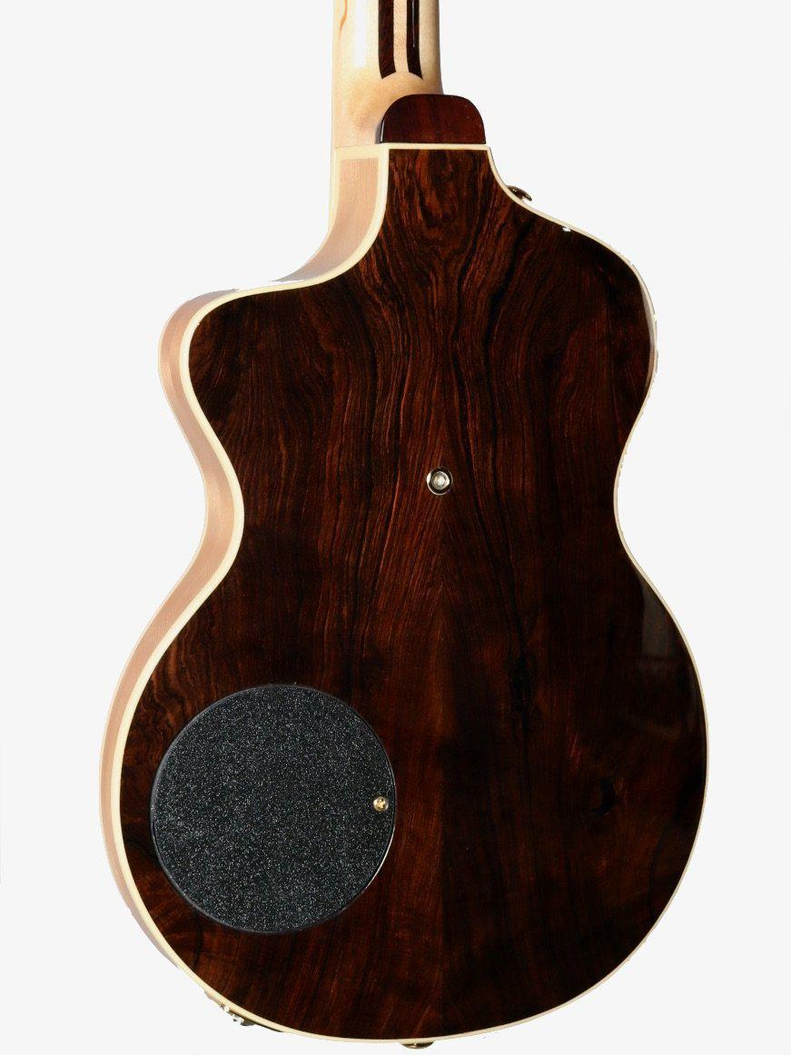 Rick Turner Model 1 Featherweight Brazilian Rosewood Custom #5511 - Rick Turner Guitars - Heartbreaker Guitars
